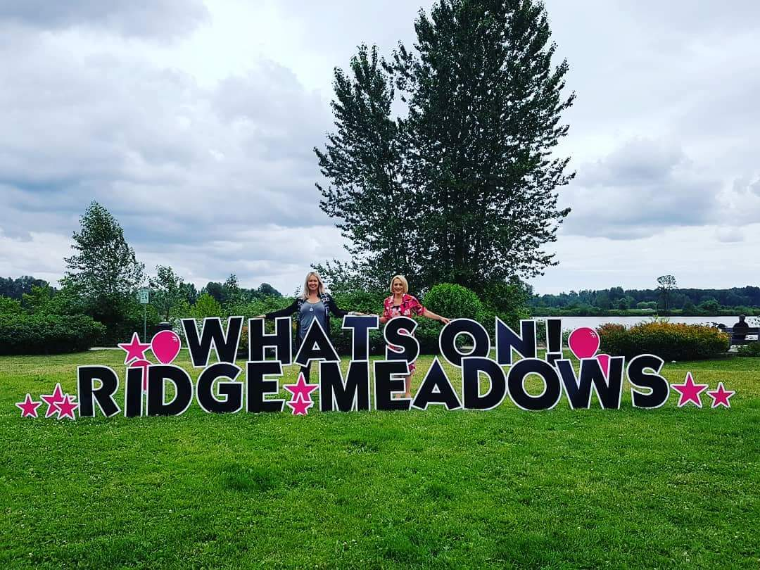 What's On Ridge Meadows