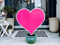 Pink Love Heart