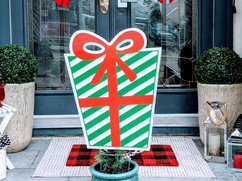 Red & Green Gift