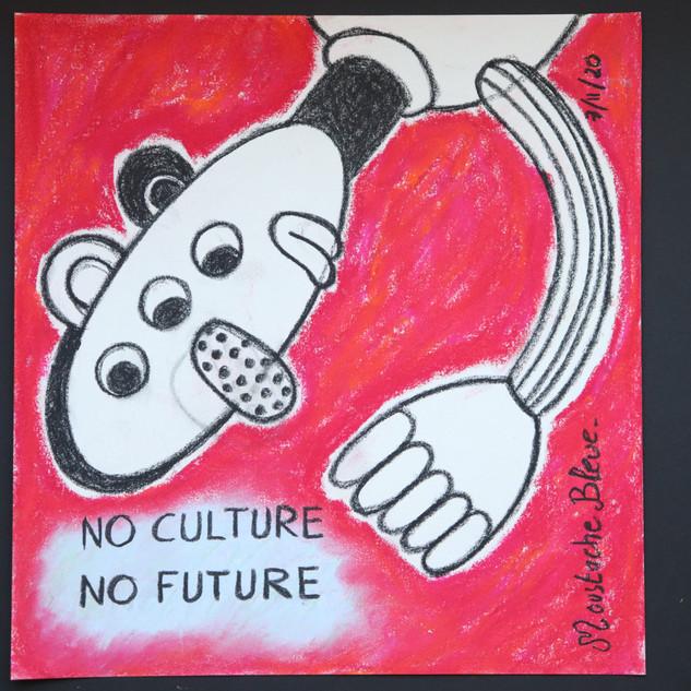 No culture, no life