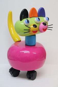 Le chat mécanique
