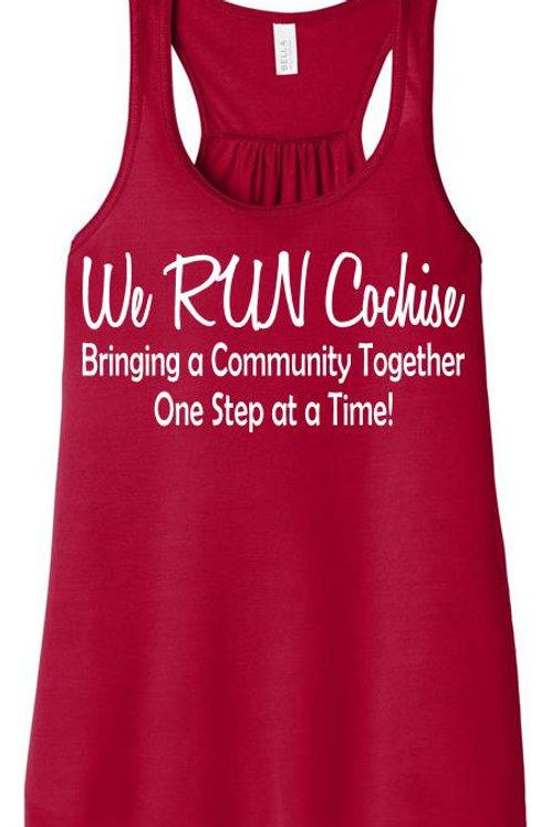 We RUN Cochise Women's Flowy Tank Top