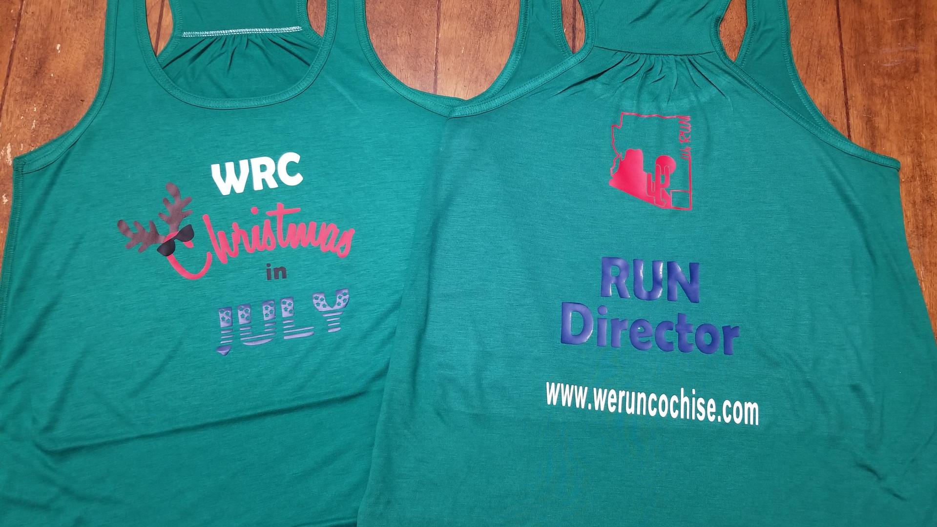 RUN Director Shirts