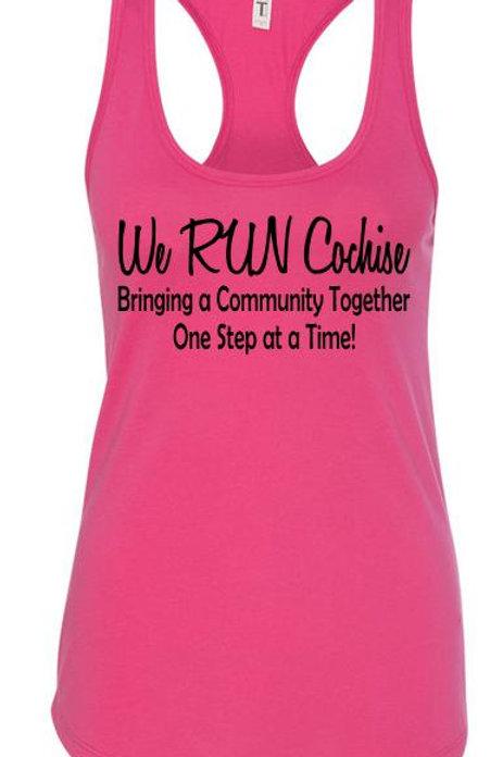 We RUN Cochise Women's Tank Top