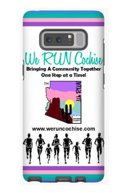 We RUN Cochise Phone Case - Color