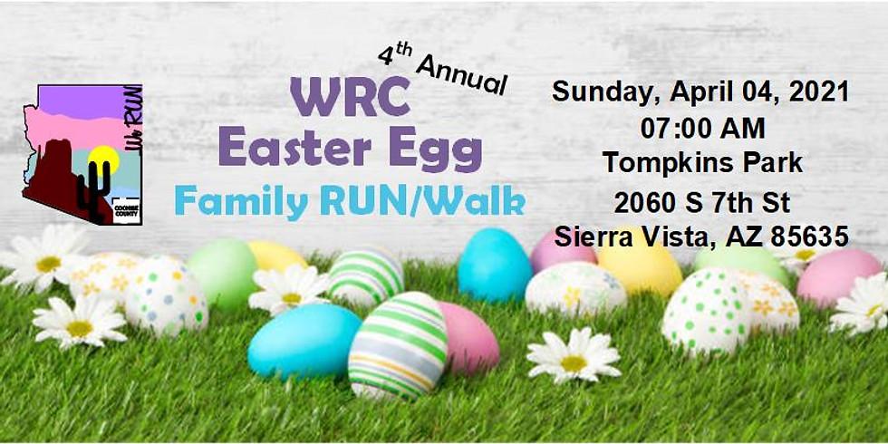 WRC 4th Annual Family Easter Egg RUN/Walk
