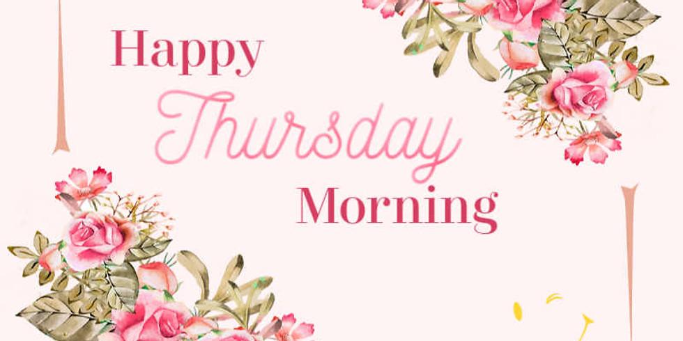 Thursday Morning Group RUN