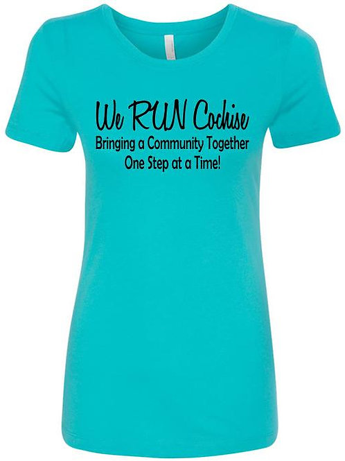 We RUN Cochise Women's Short Sleeve