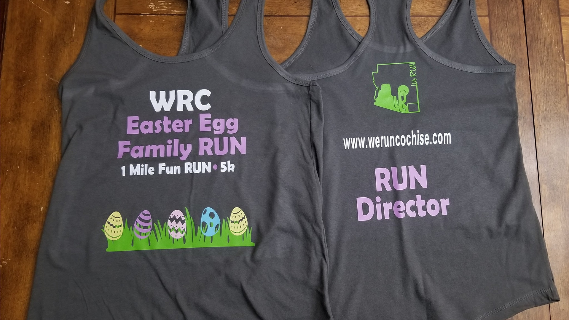 RUN Shirts