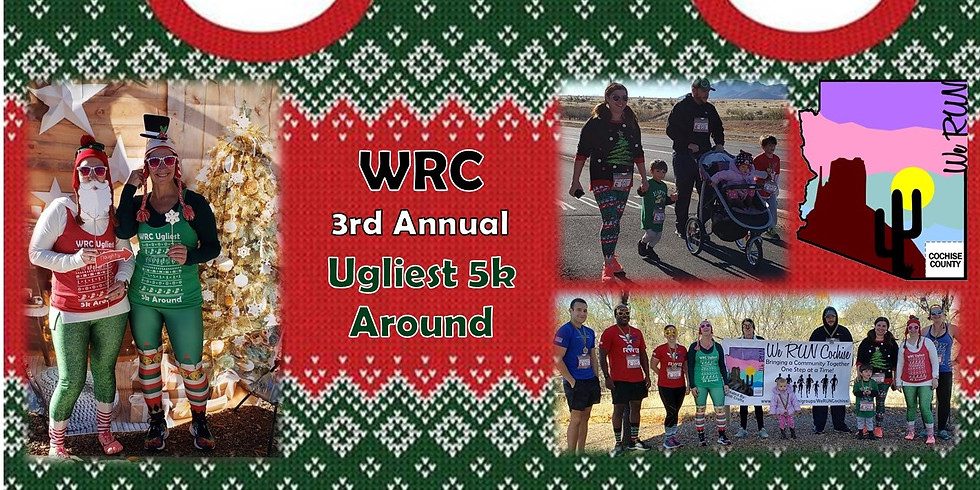 WRC 3rd Annual Ugliest 5k Around