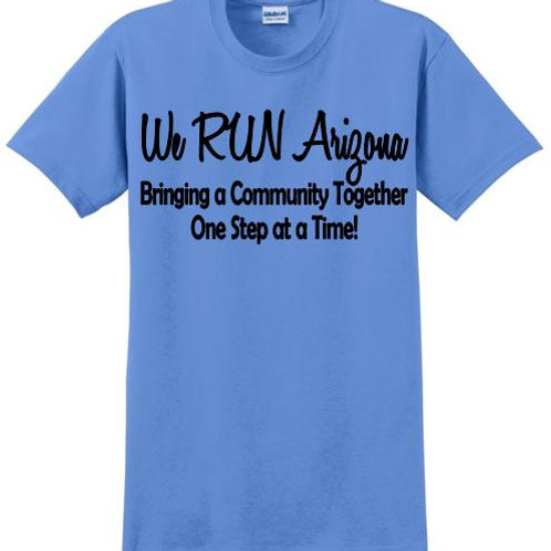 We RUN Arizona Youth Short Sleeve