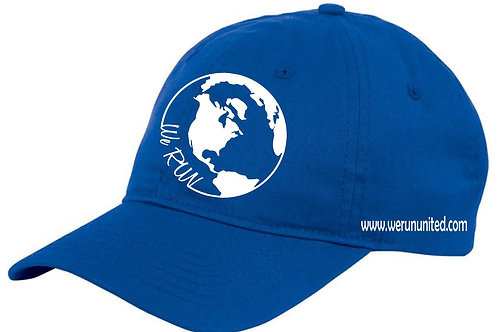We RUN United Flex Cap