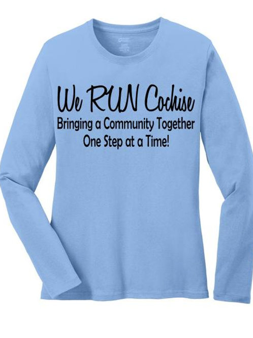 We RUN Cochise Women's Long Sleeve