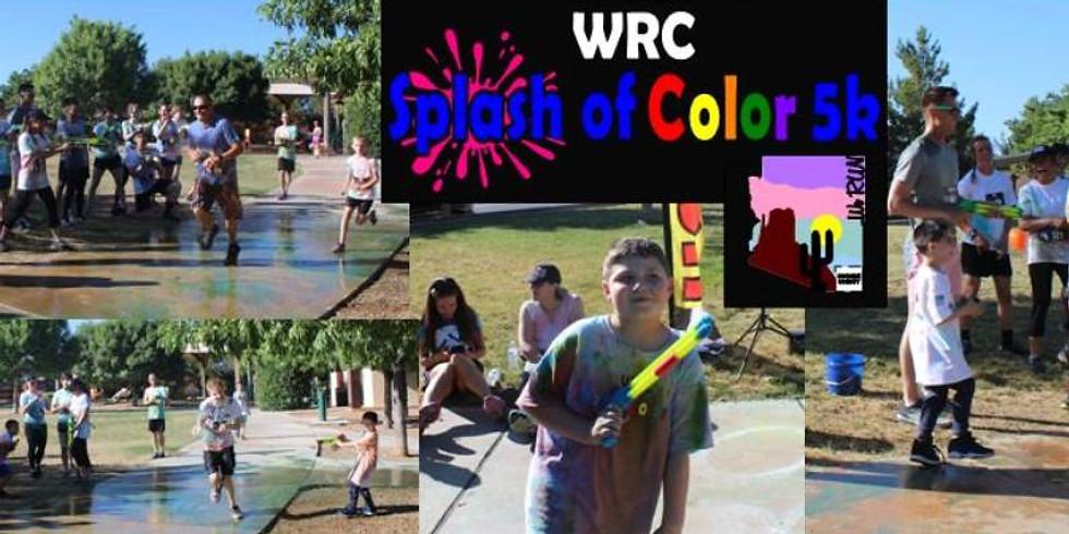 WRC 2nd Annual Splash of Color 5k
