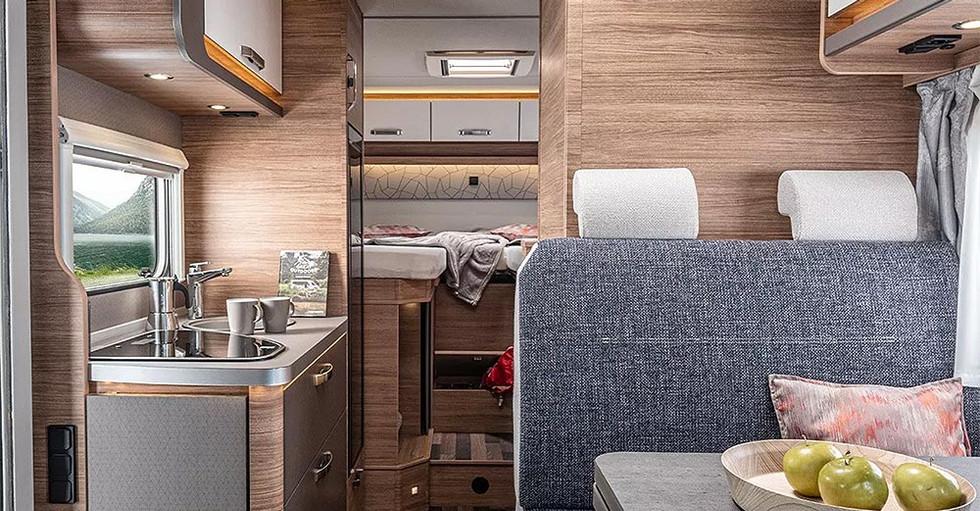 Weinsberg CaraLoft 650 ME - Wohnraum