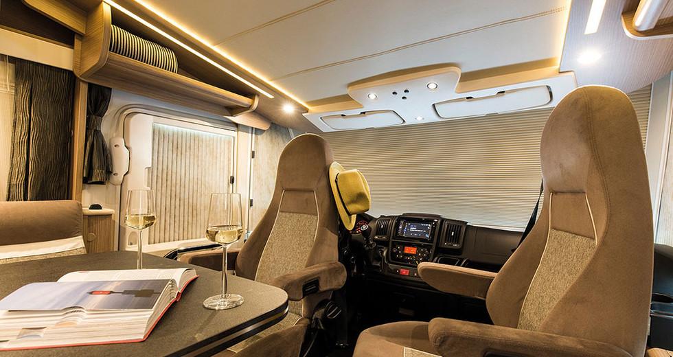 Malibu I441LE - Wohnraum