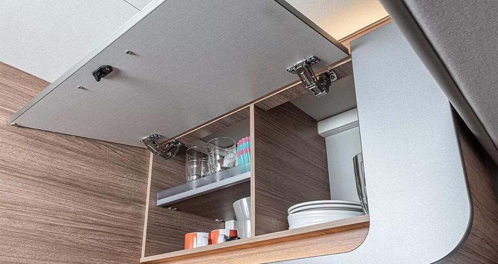 Weinsberg CaraSuite 650 MG - Küche