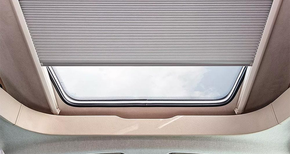 Weinsberg CaraCompact  600 MEG - Skyview