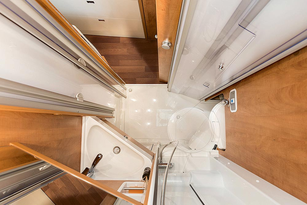 Malibu Van640LE GT - Flexibad