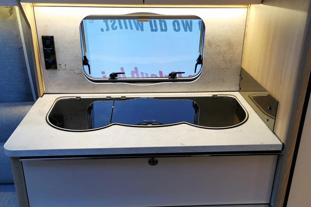 Vivo 470D - Küche
