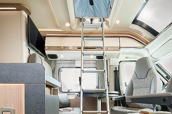 Malibu Van 640 LE GT Hochdach - Treppe H