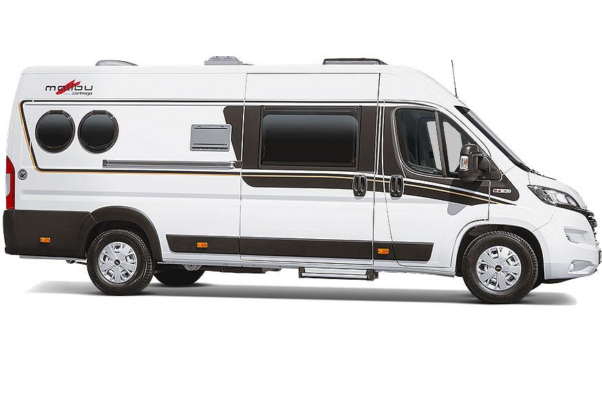 Malibu Van640LE GT - Außenansicht