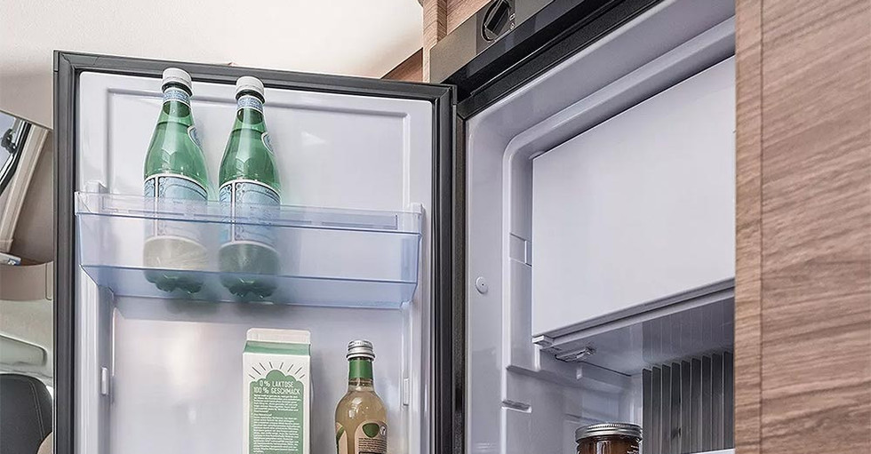 Weinsberg CaraSuite 700 ME - Küche