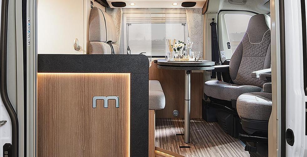 Malibu Van640LE GT - Eingangsbereich