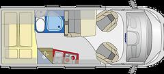 PrimaReisemobile - Pössl 600 2Win Plus