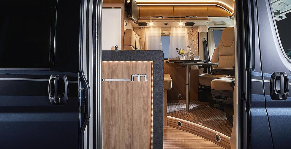 Malibu Van640LE GT - Akzentbeleuchtung