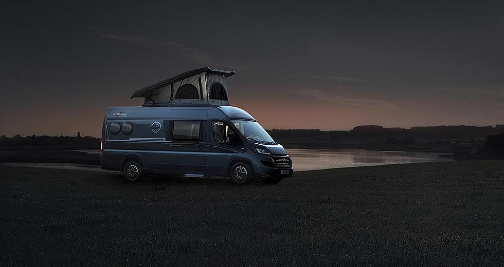 Malibu Van 640 LE GT Hochdach - Außenans