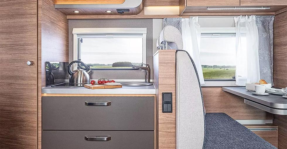 Weinsberg CaraSuite 700 ME - Wohnraum