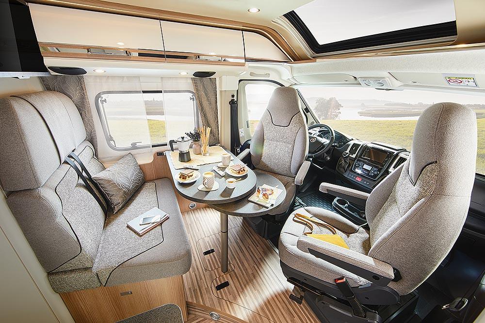 Malibu Van640LE - family-for-4