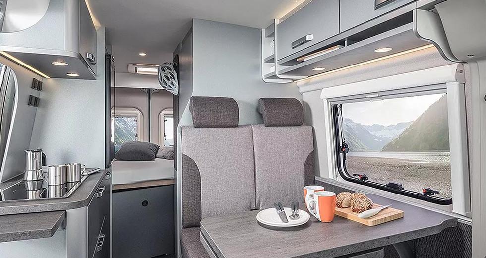 Weinsberg CaraTour 600DQ - Wohnraum