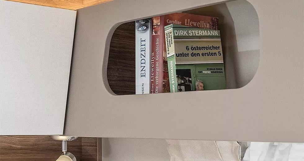 Weinsberg CaraSuite 650 MF - Stauraum