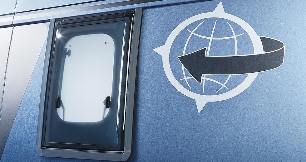 Malibu Van 640 LE GT Hochdach - Badfenst