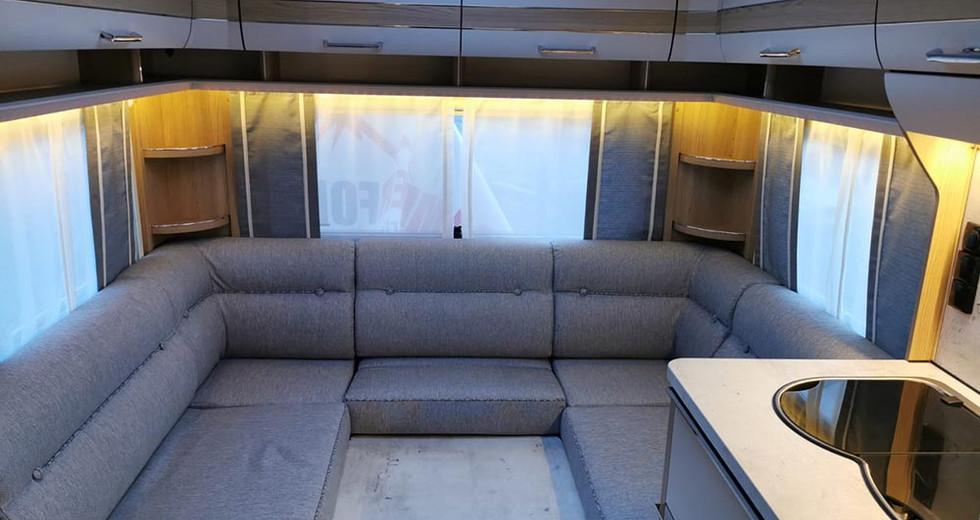Vivo 470D - Sitzgruppe