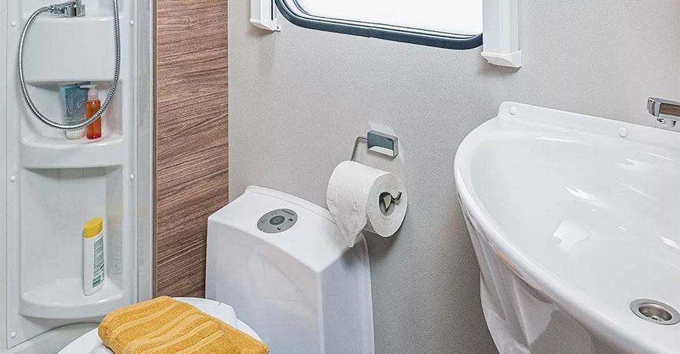 Weinsberg CaraSuite 700 ME - Bad & Toilette