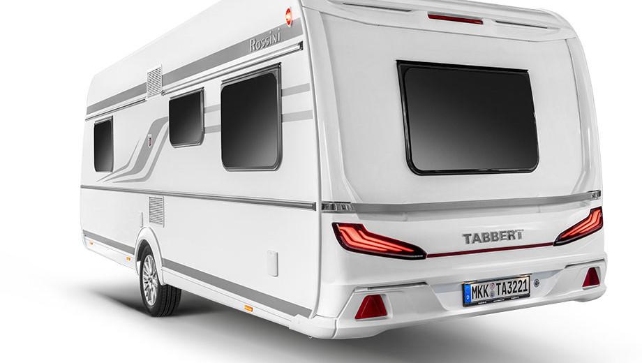 Tabbert 450TD - Außenansicht