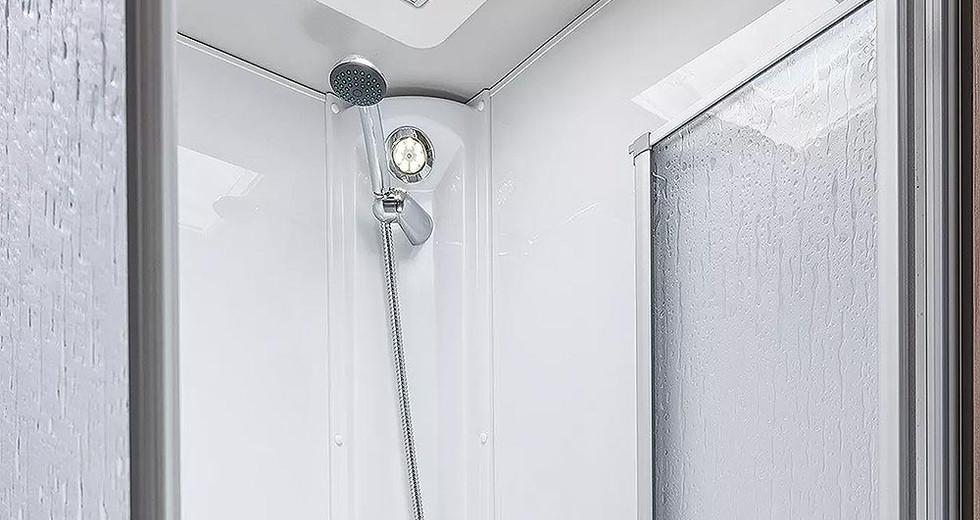 Weinsberg CaraSuite 650 MG - Dusche