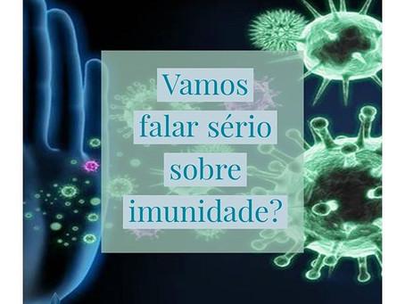 A imunidade do nosso corpo