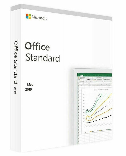 MICROSOFT OFFICE 2019 STANDARD | 2 MAC