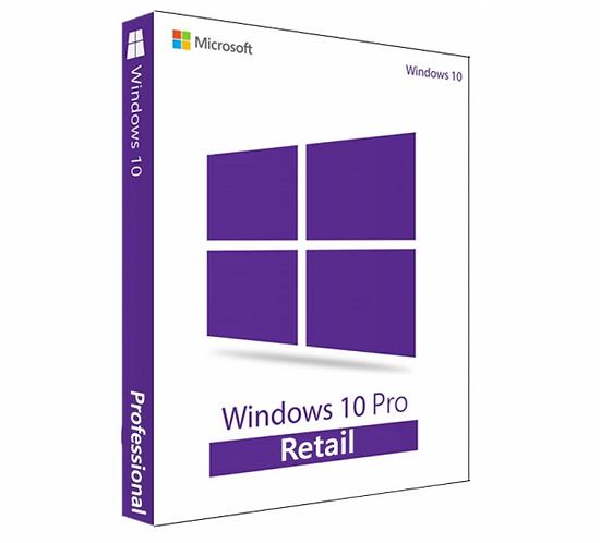 WINDOWS 10 PRO   1 PC   RETAIL