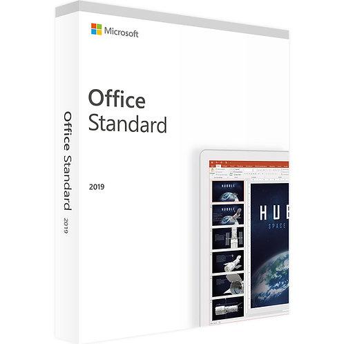 MICROSOFT OFFICE 2019 STANDARD | WINDOWS
