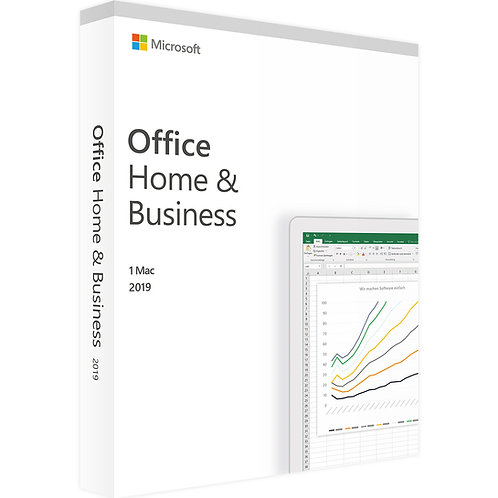 MICROSOFT OFFICE 2019 HOME AND BUSINESS  | MAC