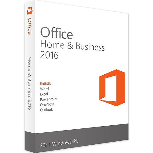 Microsoft Office 2016 Home & Business | Mac