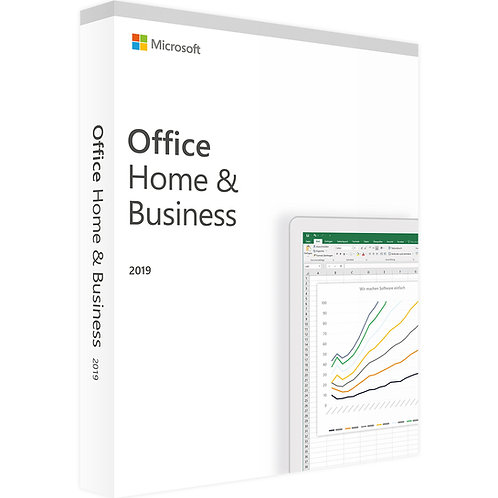 MICROSOFT OFFICE 2019 HOME AND BUSINESS | WINDOWS