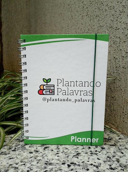 Planner permanente Plantando Palavras