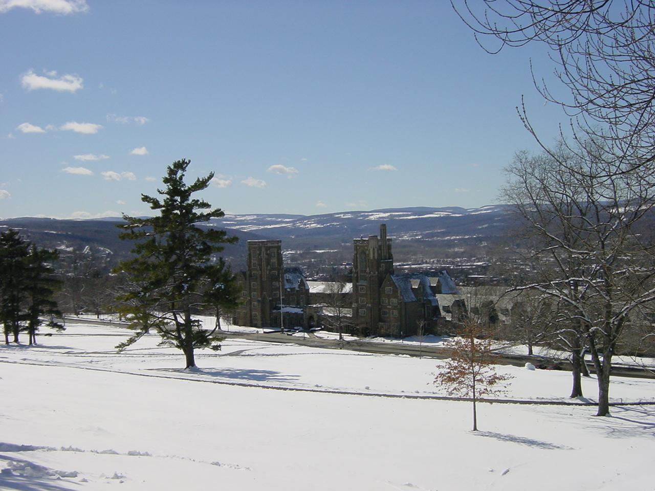 CU-Ithaca view