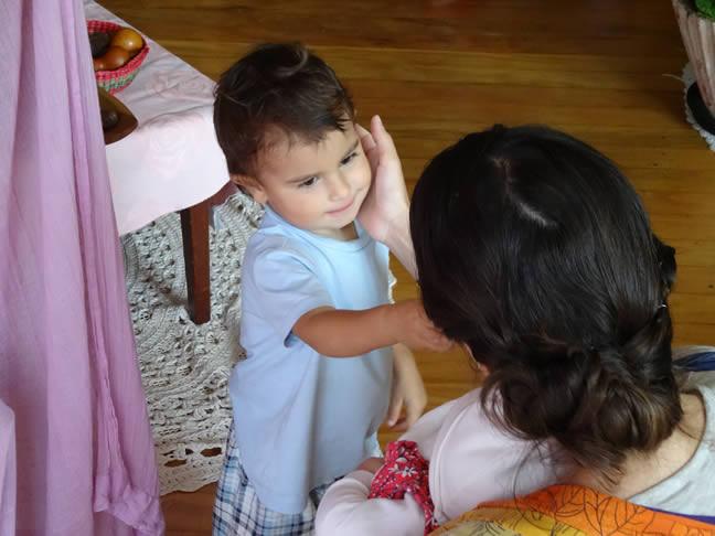 Berçário e Maternal Waldorf